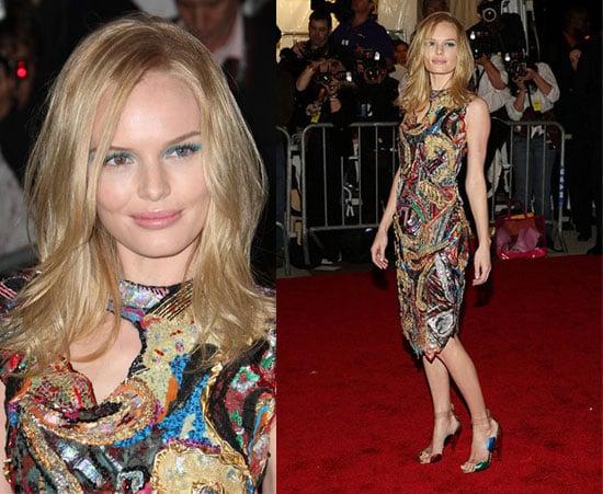 The Met's Costume Institute Gala: Kate Bosworth