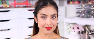 Dulce Candy's Quick Summer Makeup Tutorial Is Refreshingly Easy —and Gorgeous