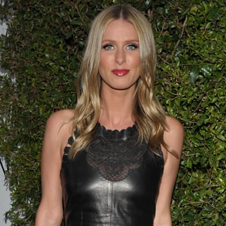 Nicky Hilton Kim Kardashian at Valentino Anniversary Party