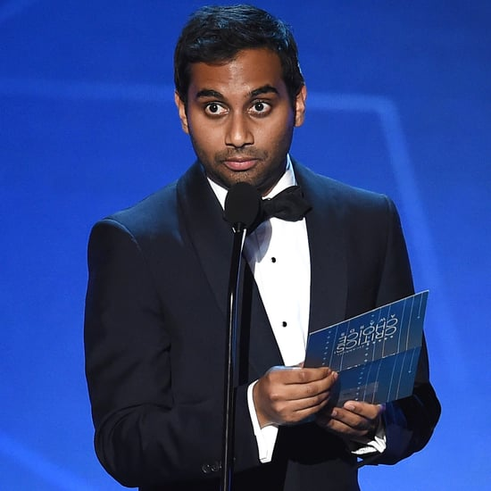 Aziz Ansari's Acceptance Speech at Critics' Choice 2016