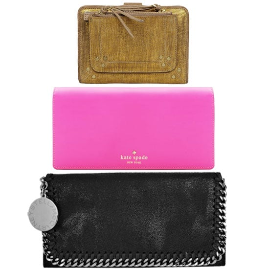 Cool Wallets: Kate Spade, Stella McCartney, and Jerome Dreyfuss