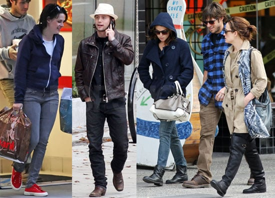 Photos of Eclipse's Nikki Reed, Bryce Dallas Howard, Kristen Stewart, Jackson Rathbone, and Elizabeth Reaser in Vancouver
