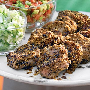 Tortilla Crusted Pork