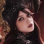 Fab Ad: Daisy Lowe for Anna Sui