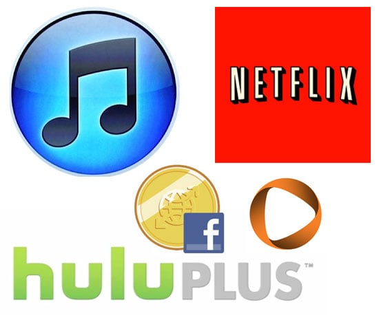 Online Entertainment Holiday Gifts