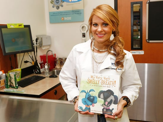 Fuller House's Candace Cameron Bure Channels Her Character and Offers Pet Dental Health Tips