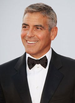 Photo of George Clooney, Who Is Filming New Scenes For His Return to ER
