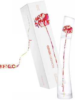 The Calming Scent of Flowers by Kenzo