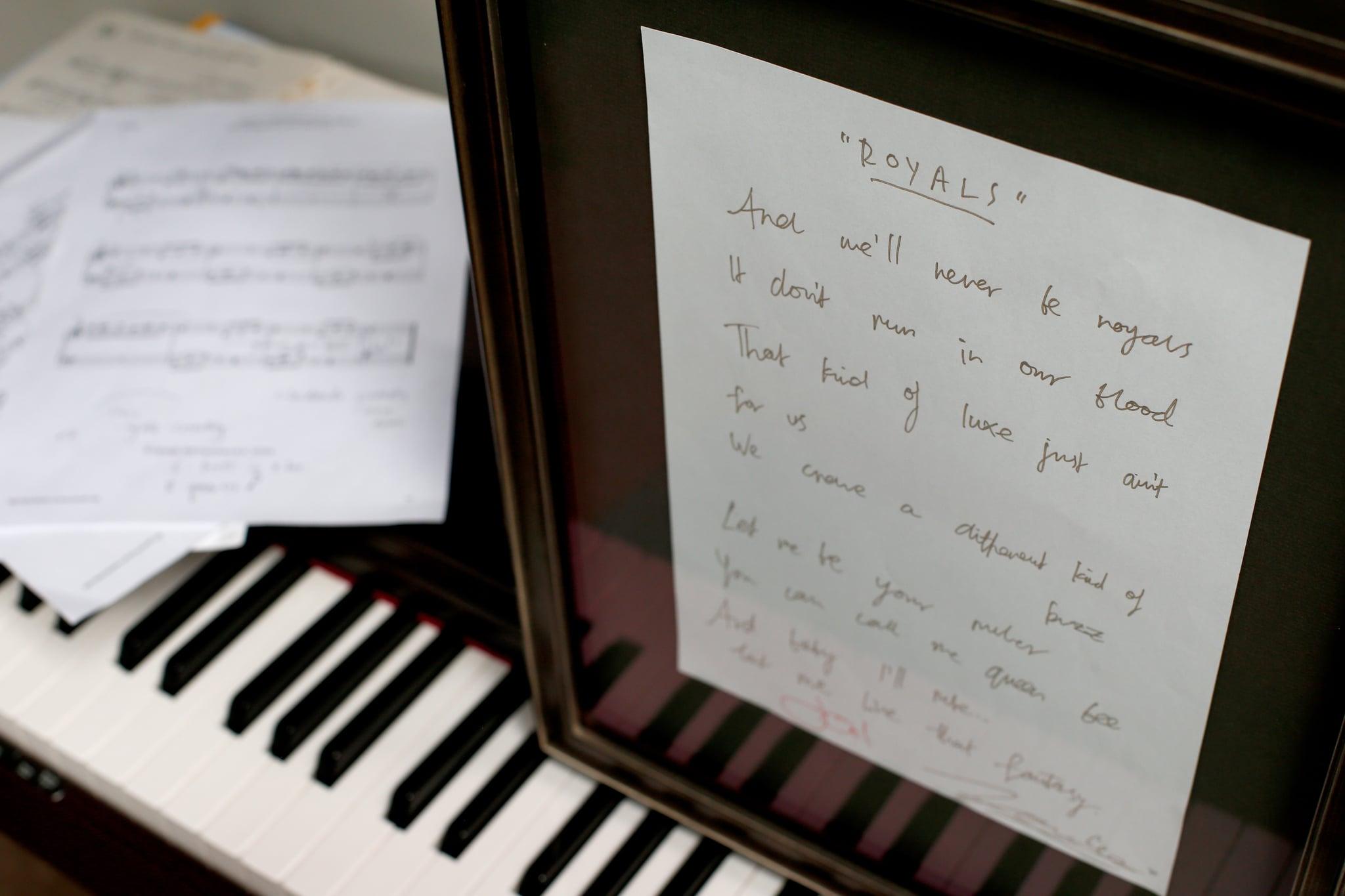 Lorde Lyrics