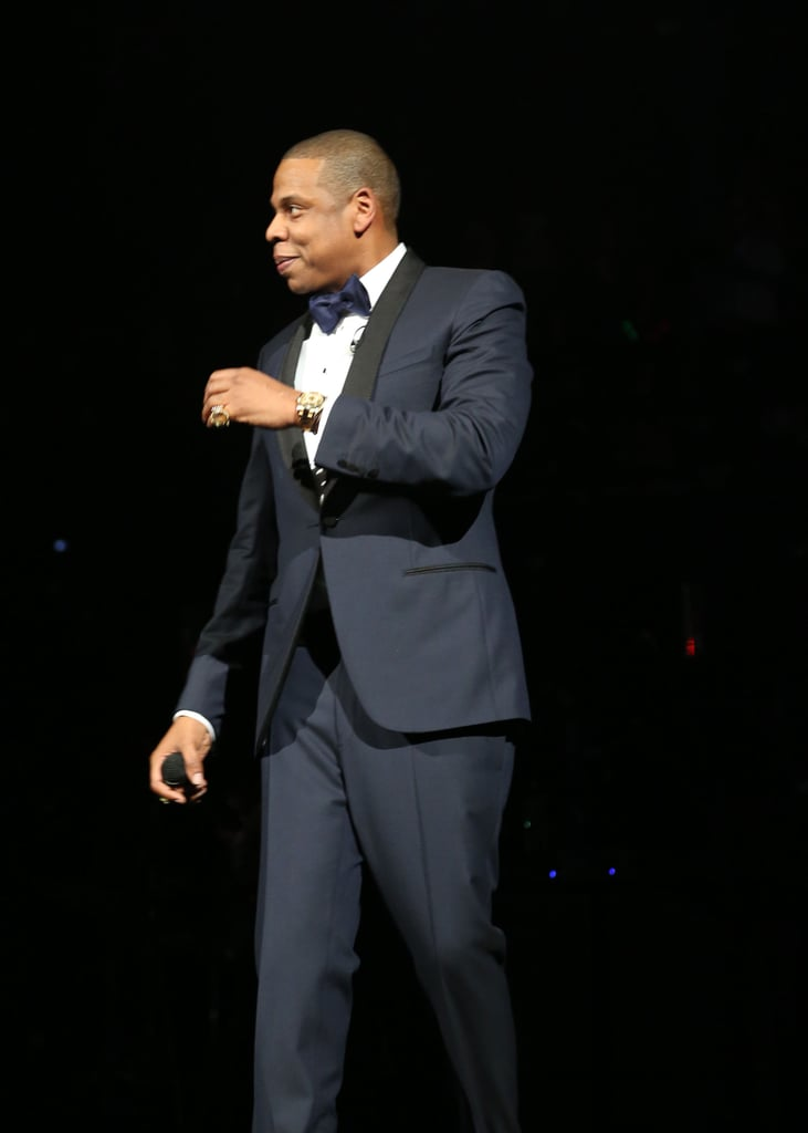 Jay-Z and Coldplay Ring In 2013 With Gwyneth and Celebrity Friends