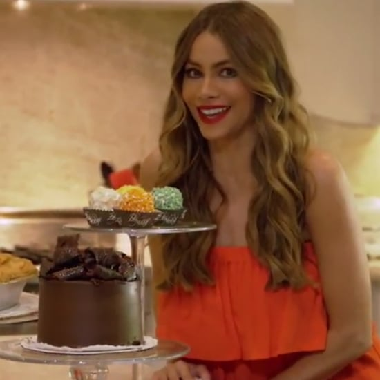 Sofia Vergara's No Pain, No Cake Video
