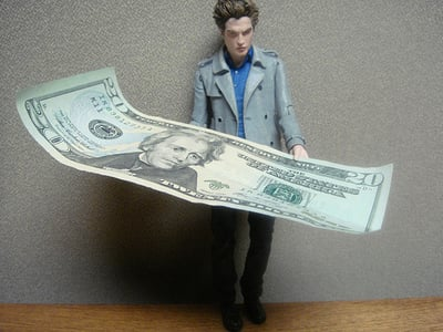 Pattinson Doll