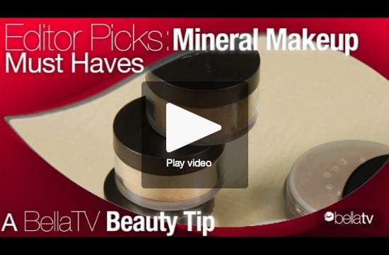 How to Apply and Choose Mineral Makeup