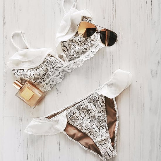 Delicate Lace Bra Trend