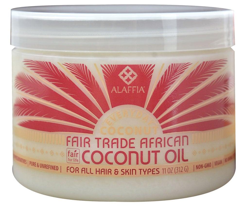 Alaffia Fair Trade African Coconut Oil