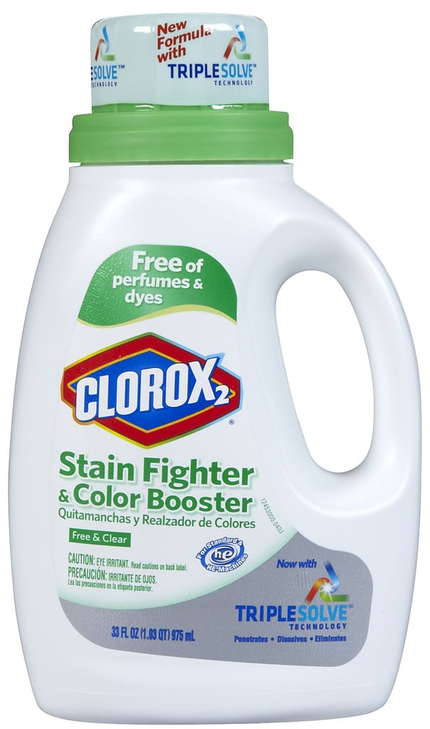 Clorox 2 Free and Clear Color Safe Bleach