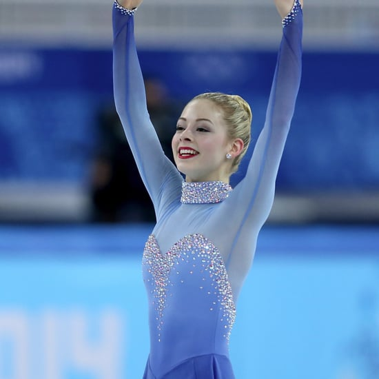 Gracie Gold's Ab Exercise