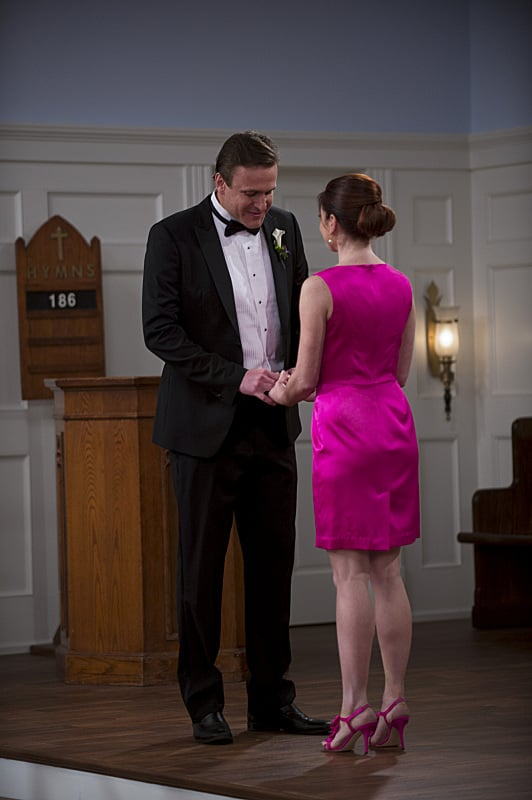 Marshall and Lily create new, updated vows.