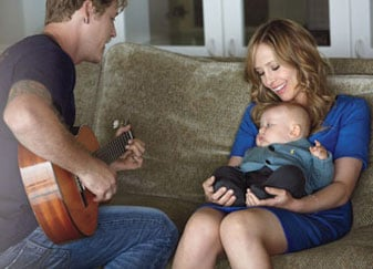 Lil Links: Actress Vera Farmiga Dishes on Motherhood
