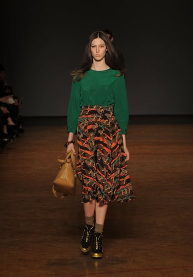 Fall 2011 New York Fashion Week: Marc by Marc Jacobs