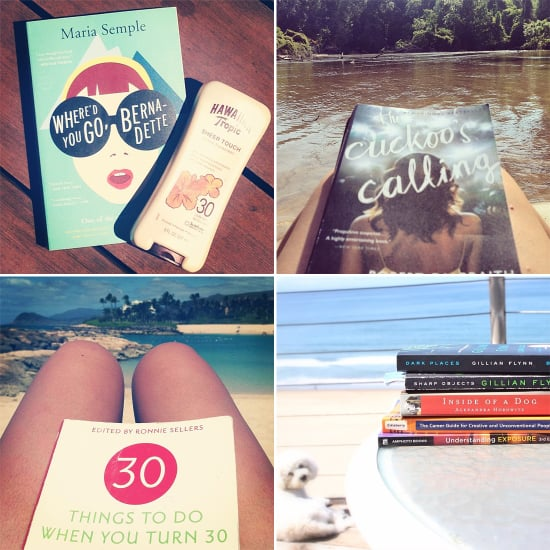 Dive In to Our Summer Reads on Instagram