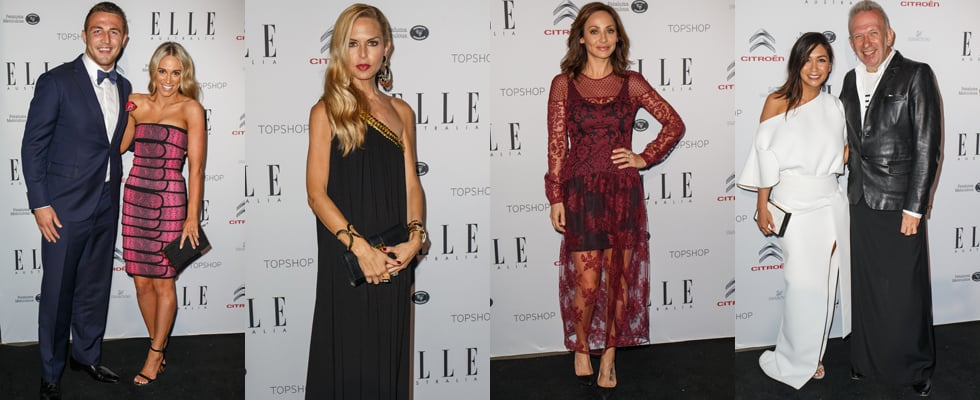 Fashion's Finest Hit the Inaugural ELLE Style Awards in Sydney