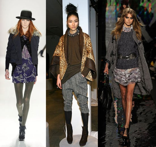 2010 Fall NYFW Trend: Nomadic Layers