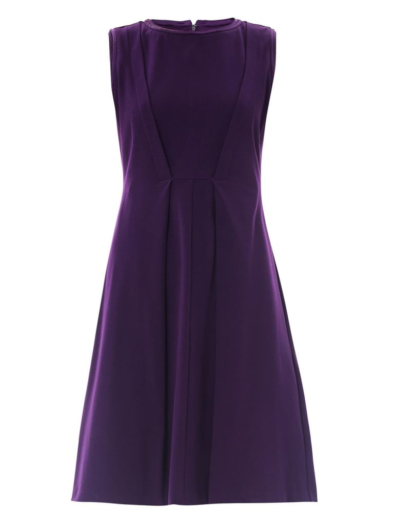 With subtle pleats, this chic Max Mara dress ($386) is a smart, well-tailored option for the lunches on Kate's calendar.