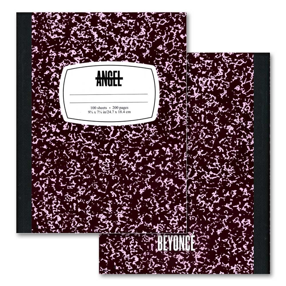 No Angel Composition Notebook