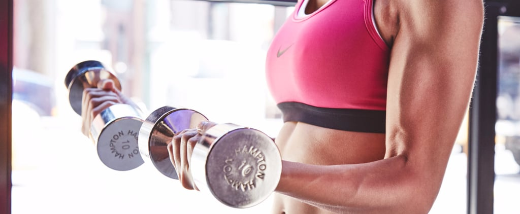 10 Moves + 10 Reps Each = The Defined Arms You've Always Wanted