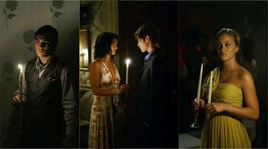 "Gossip Girl Recap: Season 2, Episode 3, ""The Dark Night"""
