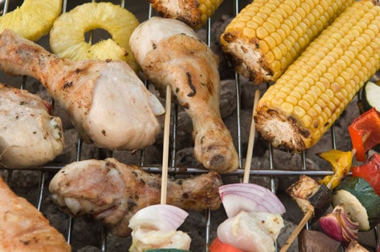 Fat Content in BBQ Food