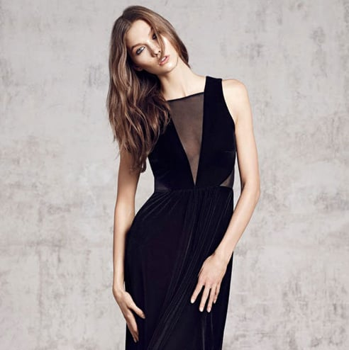 Mango's been nonstop with its supermodel invasion —  Karlie Kloss faces off in its latest ad campaign.