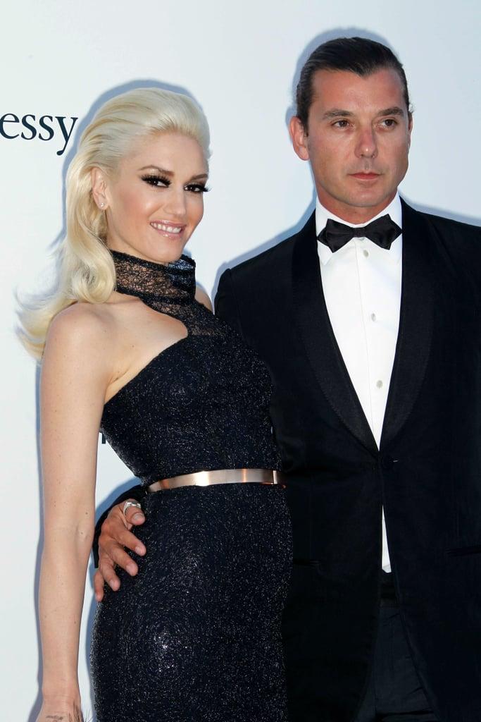 Gwen Stefani and Gavin Rossdale in 2011
