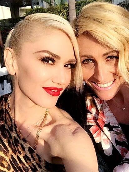 Gwen Stefani's Sons Adorably Help Her Friend Walk Down the Aisle