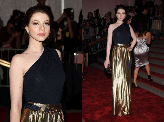 The Met's Costume Institute Gala: Michelle Trachtenberg