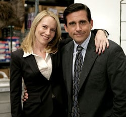Amy Ryan to Return to The Office as Holly