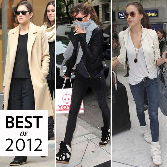 Best of 2012: Sneakers Are the Celebrity Accessory of the Year