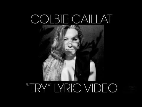 """Colbie Caillat """"Try"""" Music Video"""