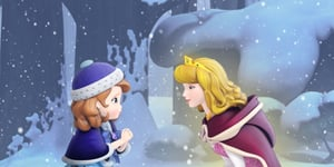 Princess Aurora to Join Princess Sofia in Holiday Special