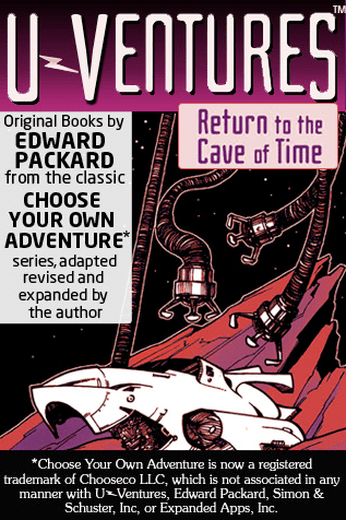 Choose Your Own Adventure iPhone App