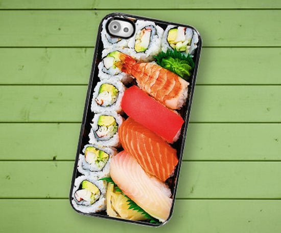 Think of this sushi iPhone case ($17) as a way to carry around your bento box at all times.