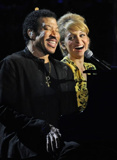 She-joined-her-dad-Lionel-stage-during-his-special-Las-Vegas