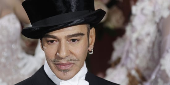 John Galliano Bares His Soul In Conversation With Rabbi