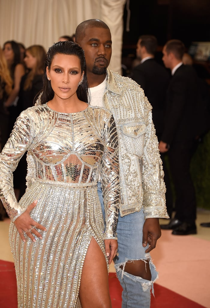 Kim kardashian looks like a quot sexy robot quot at the met gala