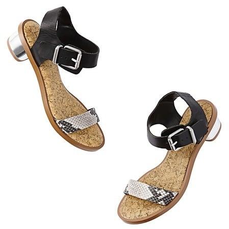 Talia Low Heel Sandals