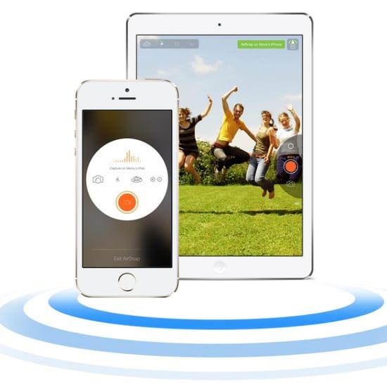 Camera Shutter Trigger App