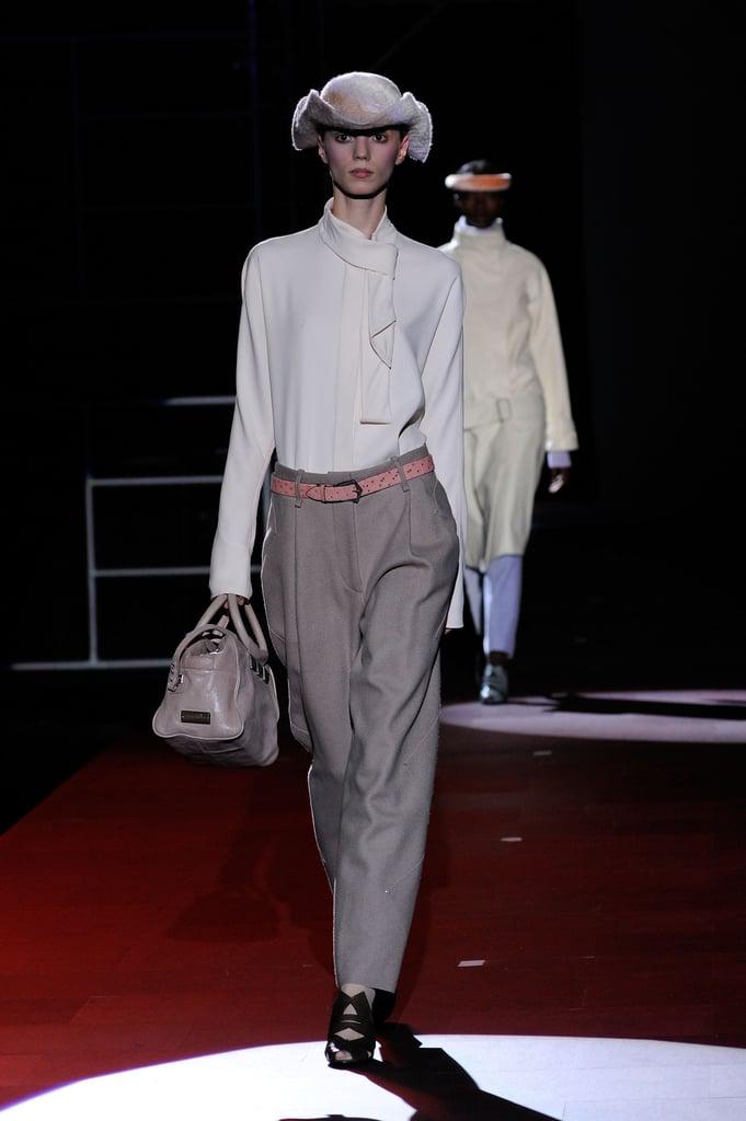New York Fashion Week, Fall 2008: Marc Jacobs