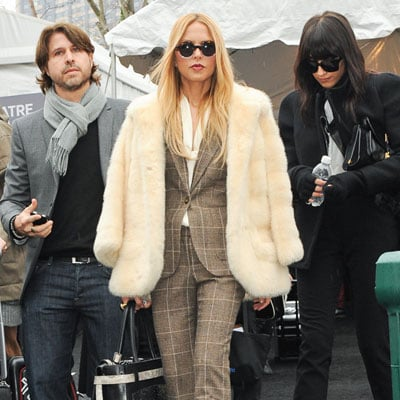 Celebrity Style Quiz For February 13, 2012