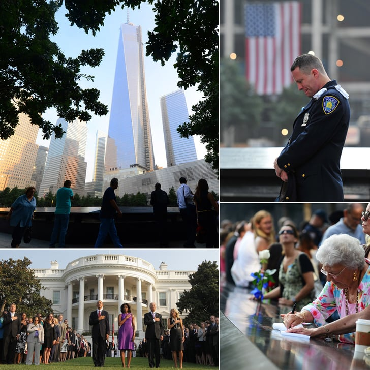 Moving Moments From 9/11 Memorials Across America